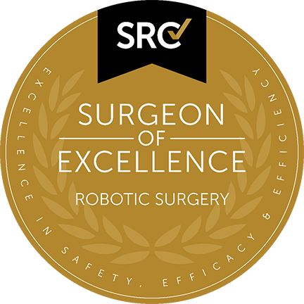 Image of Award for Surgeon of Excellence in Robotic Surgery