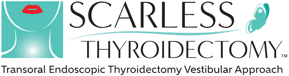 Image of Scarless Thyroidectomy Logo